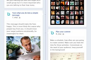 dg social media Strategy