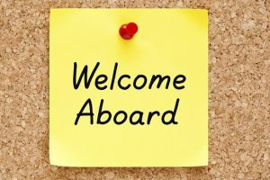 Welcome Aboard 1