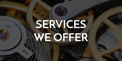 service we offer
